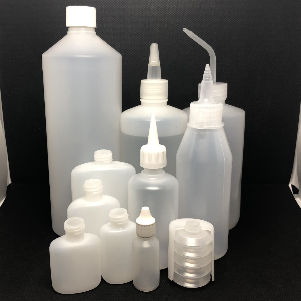 Accessories - Nozzles / Tips / Bottles / Guns